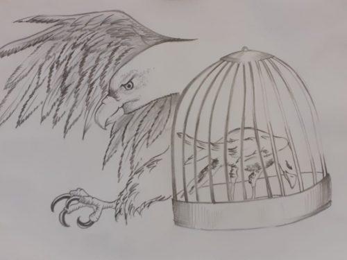 L'aquila, il corvo e il pastore