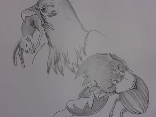 L'Aquila e lo scarabeo