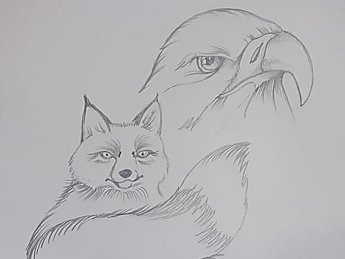 L'aquila e la volpe