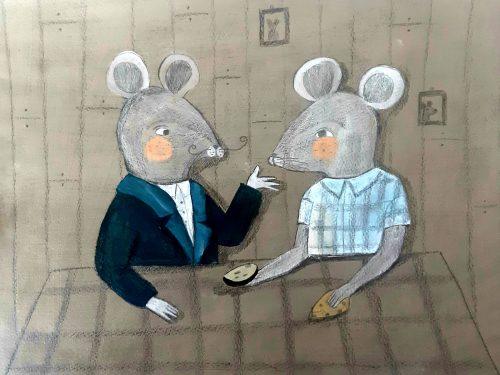 Il topo di città ed il topo di campagna